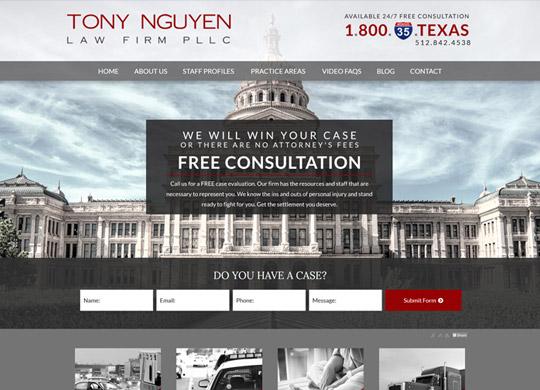 tony nguyen law firm