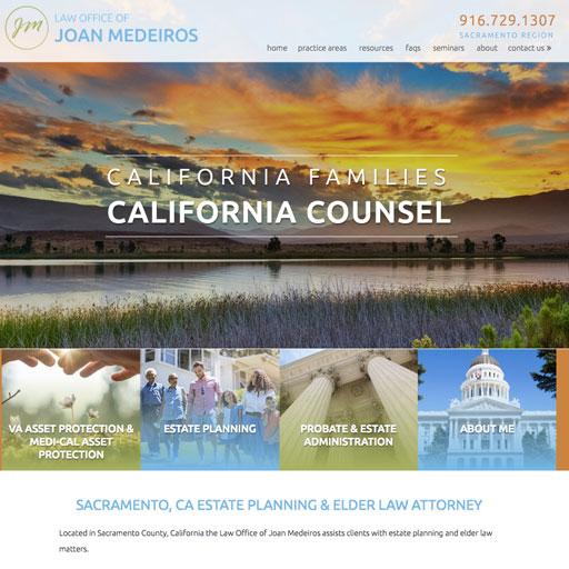 Estate Planning: Estate Planning Attorney Website Design