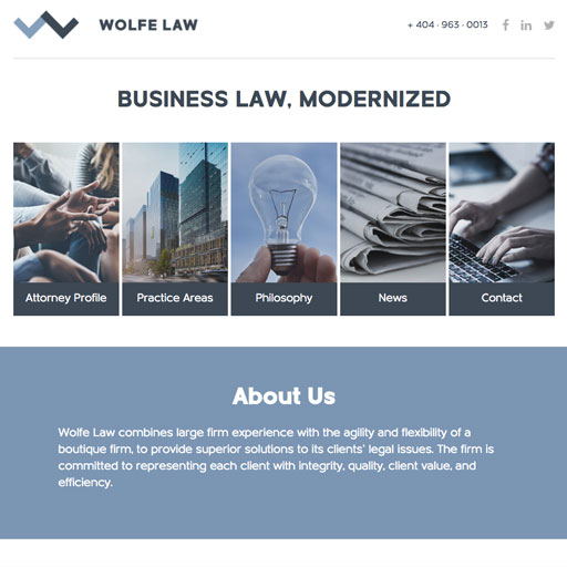 Business Law Firm